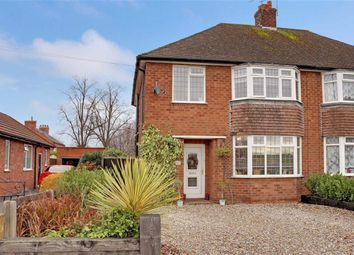 Thumbnail 3 bed semi-detached house for sale in Millstone Lane, Nantwich
