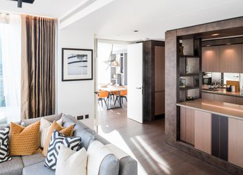 3 bed flat for sale in Apartment 46.04, One Park Drive, Canary Wharf, London E14
