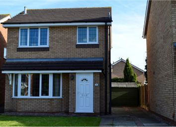Thumbnail 3 bed detached house to rent in Melrose Drive, Crewe
