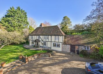 Courtwood Villas, Cox Hill, Shepherdswell, Dover CT15. 4 bed detached house for sale