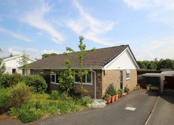 Thumbnail 2 bed semi-detached bungalow for sale in Beech Grove, Brecon