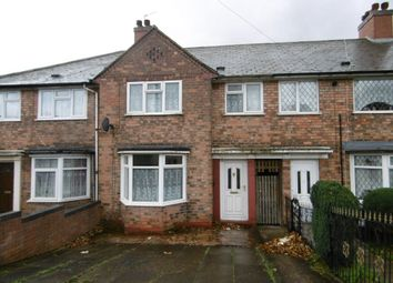 Thumbnail 3 bed property to rent in Wash Lane, Yardley, Birmingham
