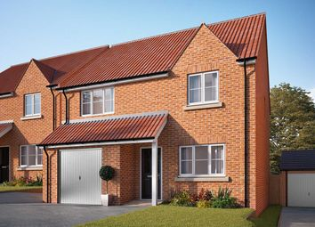 "Thumbnail 4 bed detached house for sale in ""The Goodridge"" at The Boulevard, Eastfield, Scarborough"