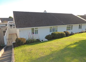 Thumbnail 2 bed semi-detached bungalow for sale in Carrickowel Crescent, Boscoppa, St. Austell