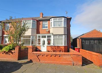 Thumbnail 3 bed property for sale in Torquay Avenue, Blackpool