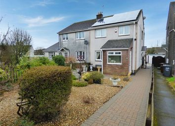 3 bed semi-detached house for sale in John Colligan Drive, Cleator Moor, Cumbria CA25