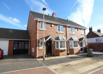Thumbnail 3 bed semi-detached house for sale in Farmdale Grove, Walsall, West Midlands