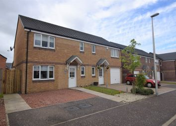 Thumbnail 3 bed semi-detached house for sale in Hillhead Place, Paisley