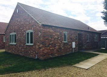 Thumbnail 3 bed bungalow to rent in Wendals Close, Walpole St. Peter, Wisbech