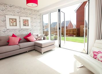 "Thumbnail 3 bed semi-detached house for sale in ""The Hamilton"" at Castlehill Crescent, Ferniegair, Hamilton"