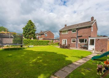 Thumbnail 3 bed detached house for sale in Clifton Avenue, Culcheth, Warrington