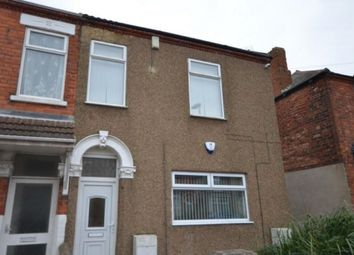 Thumbnail 2 bed flat to rent in Algernon Street, Grimsby