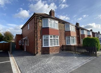 Thumbnail 2 bed semi-detached house for sale in Devonshire Drive, Mickleover, Derby