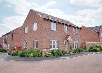 Thumbnail 4 bed detached house for sale in Osborne Close, Hucknall, Nottingham