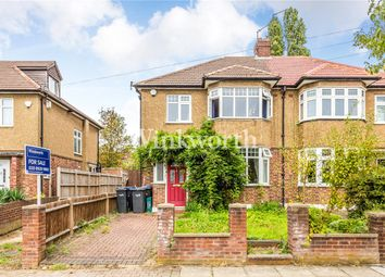 Thumbnail 3 bed semi-detached house for sale in Dawlish Avenue, London