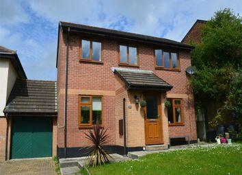 Thumbnail 3 bed link-detached house for sale in Parcandowr, Grampound Road, Nr Truro, Cornwall