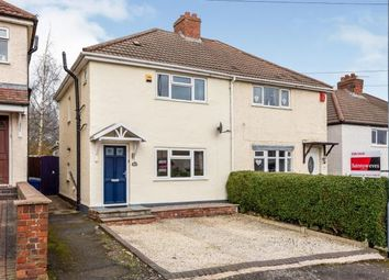 Thumbnail 3 bed semi-detached house for sale in Broadway, Cannock, Staffordshire, .