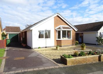Thumbnail 2 bed detached bungalow for sale in The Limes, Ravenstone, Leicestershire