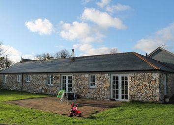 Thumbnail 3 bed detached bungalow to rent in Constantine, Falmouth