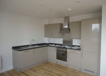 Thumbnail 2 bed flat for sale in Vista Tower St Georges Way, Stevenage