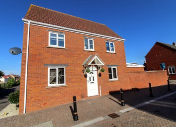 Thumbnail 3 bed semi-detached house for sale in The Badgers, St. Georges, Weston-Super-Mare