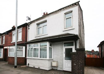 Thumbnail 5 bedroom terraced house to rent in London Road, Newcastle-Under-Lyme