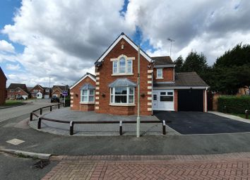 4 bed detached house for sale in Little Meer Close, Leicester LE3