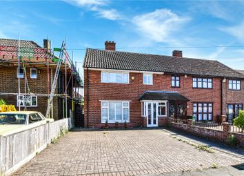 Thumbnail 3 bed semi-detached house for sale in Stansted Crescent, Bexley, Kent