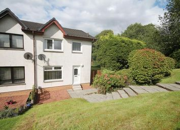 Thumbnail 3 bed semi-detached house to rent in Church Road, Giffnock, Glasgow