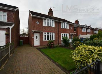 Thumbnail 2 bed semi-detached house for sale in St. Anns Road, Middlewich