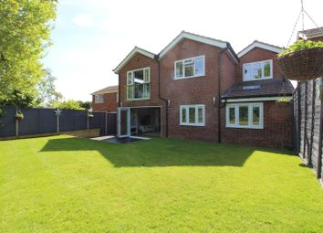Thumbnail 4 bed detached house for sale in Wordsworth Drive, Milton Keynes