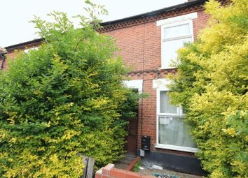 Thumbnail 2 bed terraced house for sale in Clarke Road, Norwich