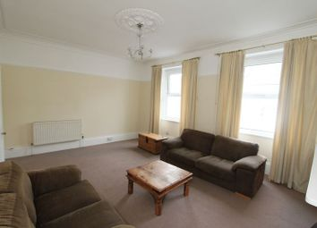 Thumbnail 3 bed flat to rent in Park Street, Stoke, Plymouth
