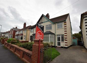 Thumbnail 3 bedroom property to rent in St Stephens Avenue, North Shore, Blackpool