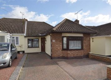 Thumbnail 3 bed semi-detached bungalow for sale in Fairfield Road, Leigh-On-Sea, Essex