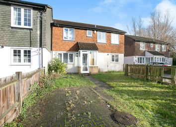 Thumbnail 2 bed property for sale in Chervil Mews, Central Thamesmead, London