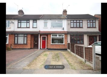 Thumbnail 2 bed terraced house to rent in Eastbury Road, Romford