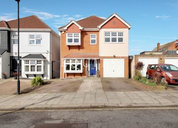 Thumbnail 5 bed detached house for sale in Oak Avenue, Enfield