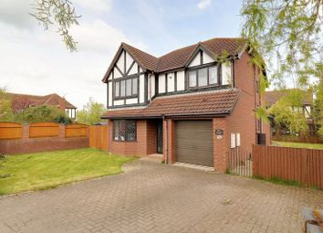 Thumbnail 4 bed detached house to rent in Torne Road, Sandtoft Road, Belton, Doncaster