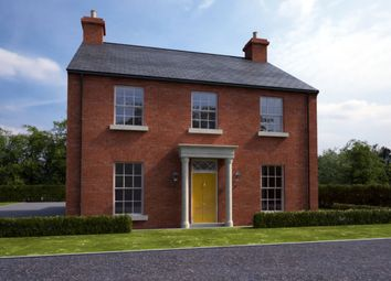 Thumbnail 4 bed detached house for sale in Golden Gate, Upper Station Road, Greenisland