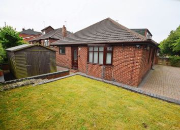 Thumbnail 2 bed semi-detached bungalow for sale in Knypersley Road, Norton, Stoke-On-Trent