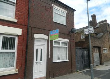 Thumbnail 2 bed end terrace house to rent in Curate Road, Liverpool