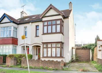 Thumbnail 3 bedroom semi-detached house for sale in Edith Road, Southend-On-Sea