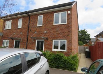 Thumbnail 2 bed semi-detached house for sale in Little Meadow, Woodside Home Park, Woodside, Luton