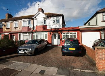Thumbnail 5 bed end terrace house for sale in Empire Road, Perivale, Middlesex