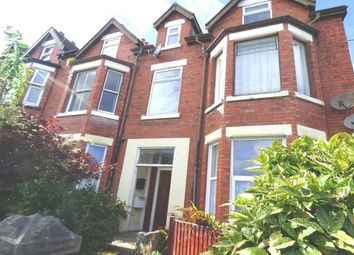 Thumbnail 1 bed flat to rent in Rhiw Road, Colwyn Bay