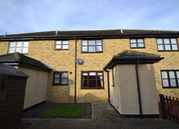 Thumbnail 1 bedroom terraced house for sale in Octavia Court Cooper Road, Lordswood, Chatham
