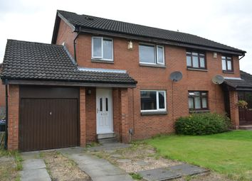 Thumbnail 3 bed semi-detached house for sale in 4 Tarras Drive, Renfrew