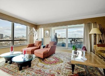 Thumbnail 5 bed flat for sale in Peninsula Heights, Albert Embankment, London