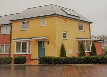 3 bed end terrace house for sale in Torkildsen Way, Harlow CM20